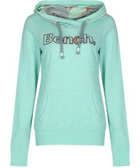 mikina BENCH - Cam Turquoise Green (TQ001)