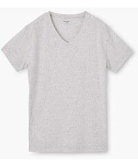 Mango Man - Tričko Chelsea - světle šedá