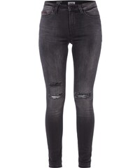 Hilfiger Denim Skinny Fit Jeans im Stone Washed-Look