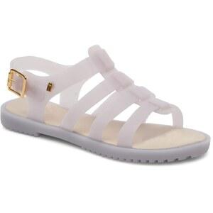 wei e extravaganter marken sandalen und sandaletten f r. Black Bedroom Furniture Sets. Home Design Ideas