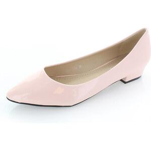 Ružové balerínky Karlita 39