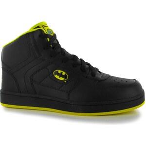 Kotníkové tenisky Batman High Top Trainers pánské