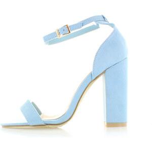 Modré sandály Steria EUR37
