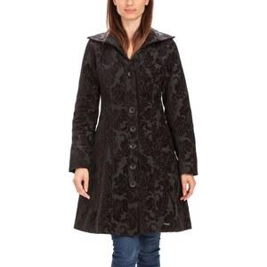 Dámský zimní kabát Desigual Mireia černá 38 - Glami.cz