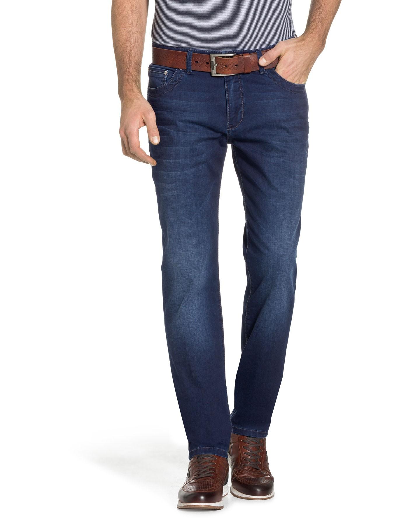f957400d8b1 Bugatti pánské kalhoty (jeans) Madrid 76619 394 - Glami.cz