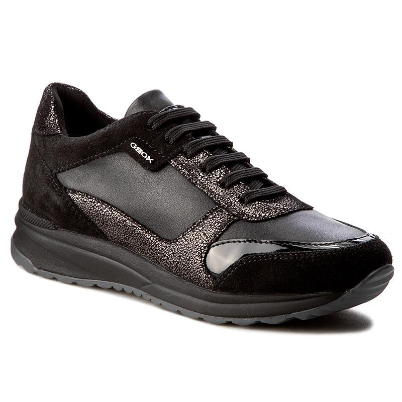 Sneakersy GEOX - D Airell C D642SC 05422 C9999 Čierna - Glami.sk 6093995195