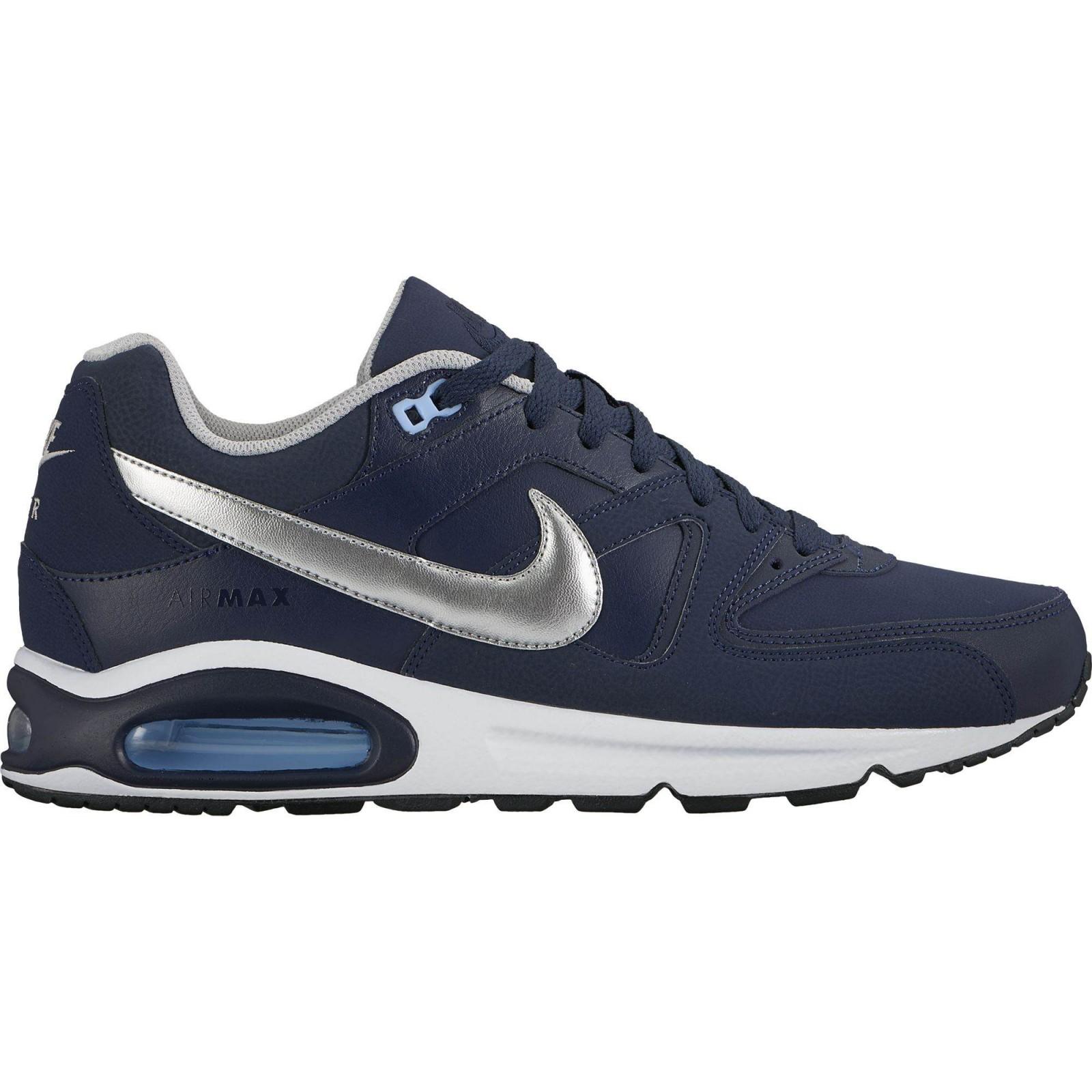f7fa824c4cda4c Pánské tenisky Nike AIR MAX COMMAND LEATHER OBSIDIAN METALLIC SILVER-BLUECAP-WHITE.  1