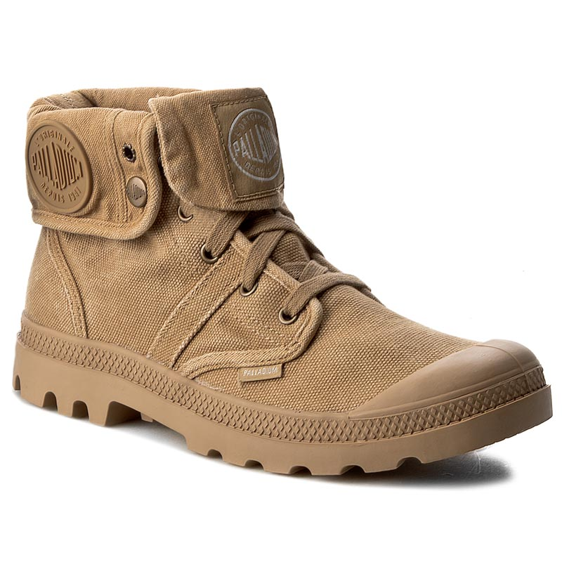 Turistická obuv PALLADIUM - Pallabrouse Baggy 02478-278-M Woodlin ... 9af33d400e6
