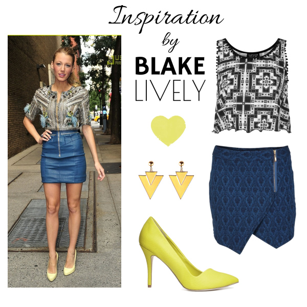 Inspiraton by Blake Lively