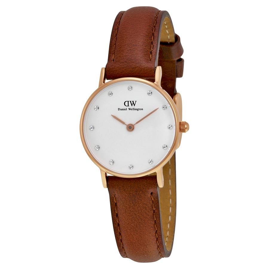 Dámské hodinky Daniel Wellington DW00100059 - Glami.cz fff4800c722