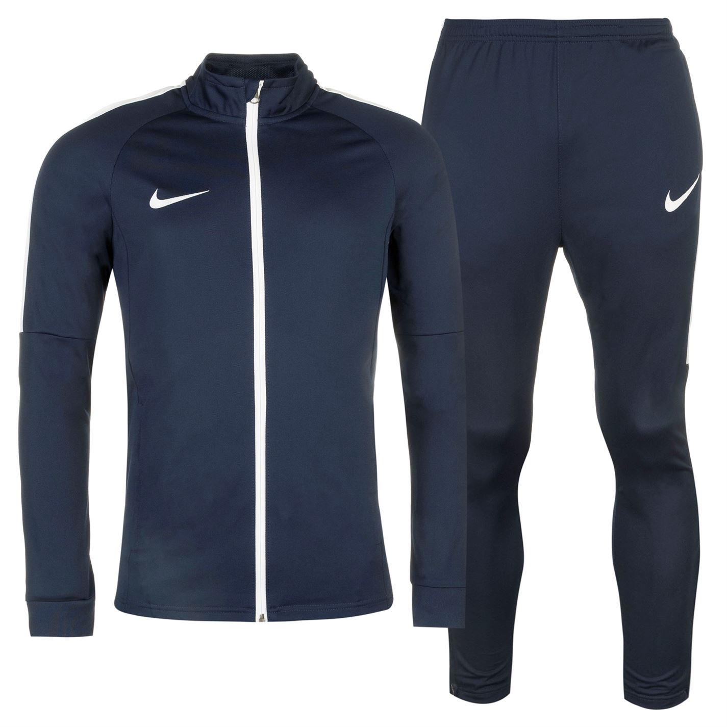 Nike Academy Warm Up Tracksuit Mens Navy - Glami.sk 4d0ed9175db