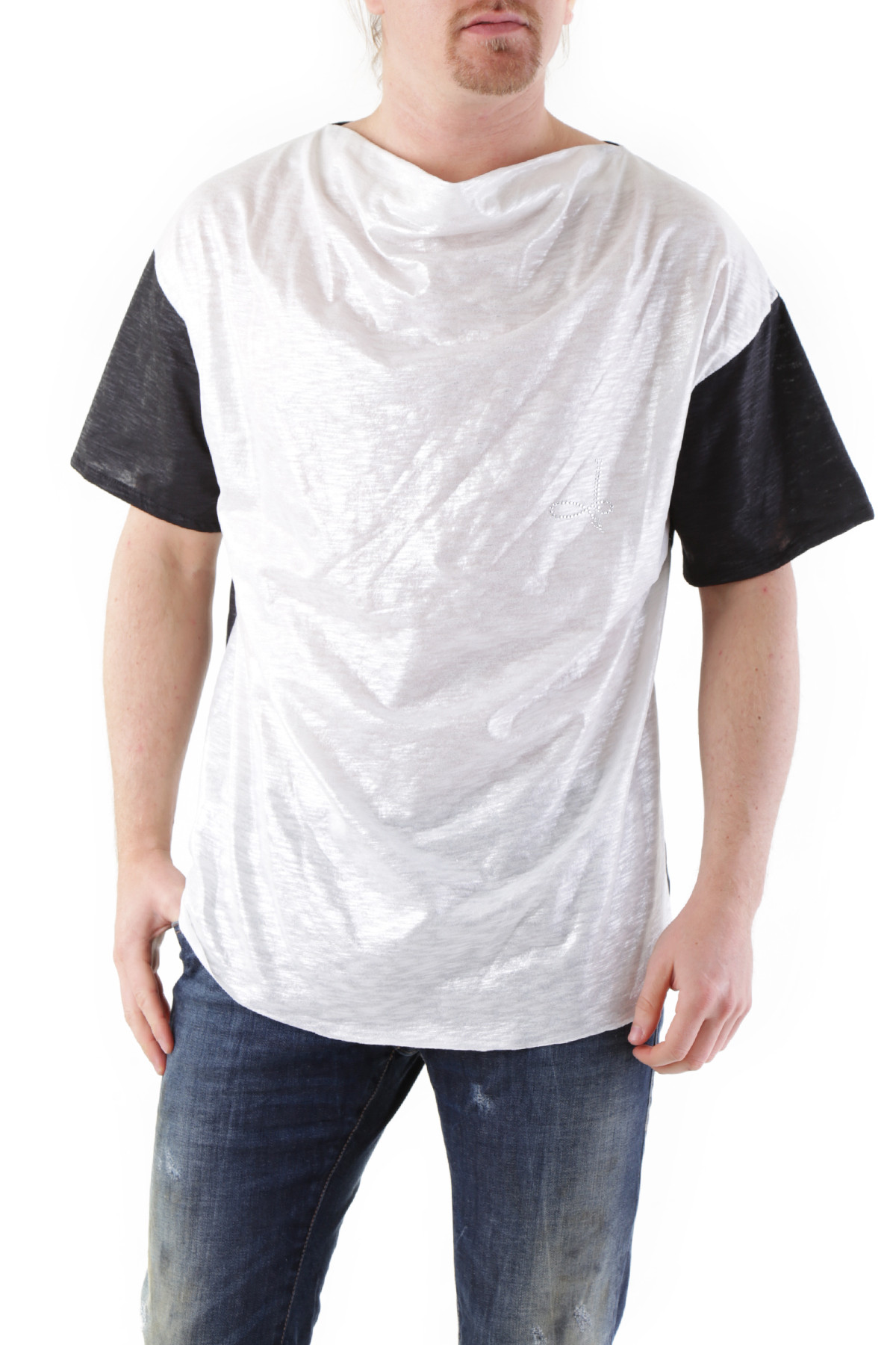 Pánské tričko Absolut Joy - Střibrná   UNIQUE - Glami.cz ea5d2c3e370