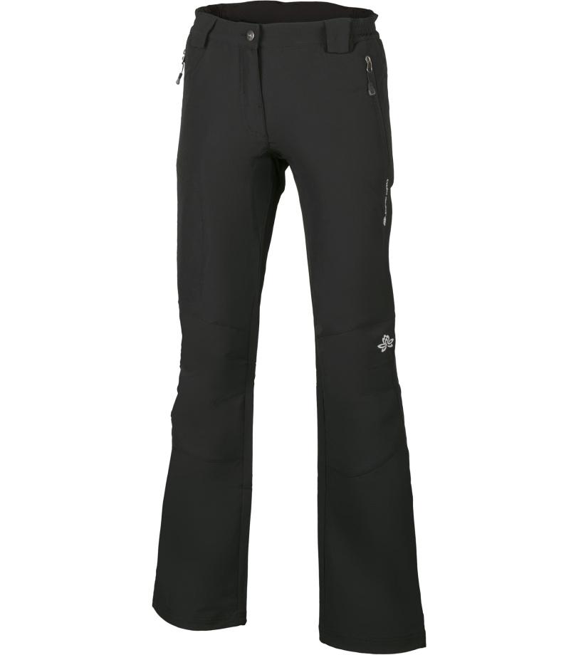 deebb3ce588 ALPINE PRO ALBA Dámské softshellové kalhoty LPAH047990 černá 36 ...