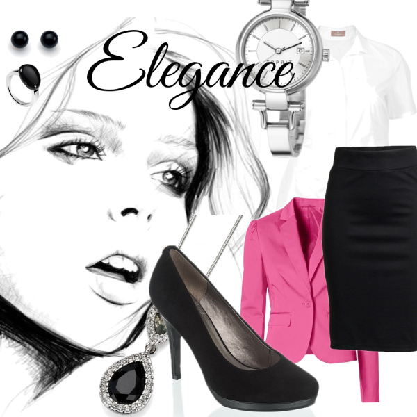 Elegance fashion
