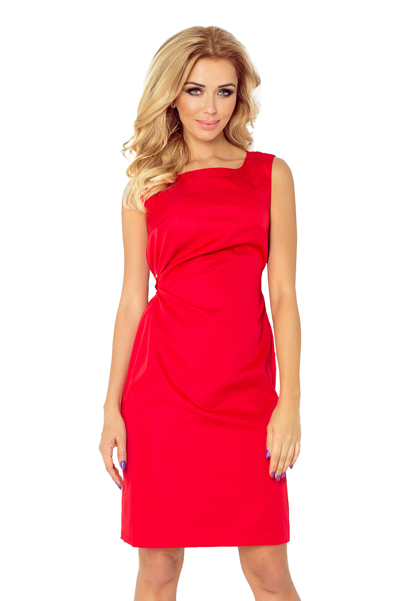 LAFIRA Dámské červené plesové šaty 126-5 - Glami.cz da622dc95b