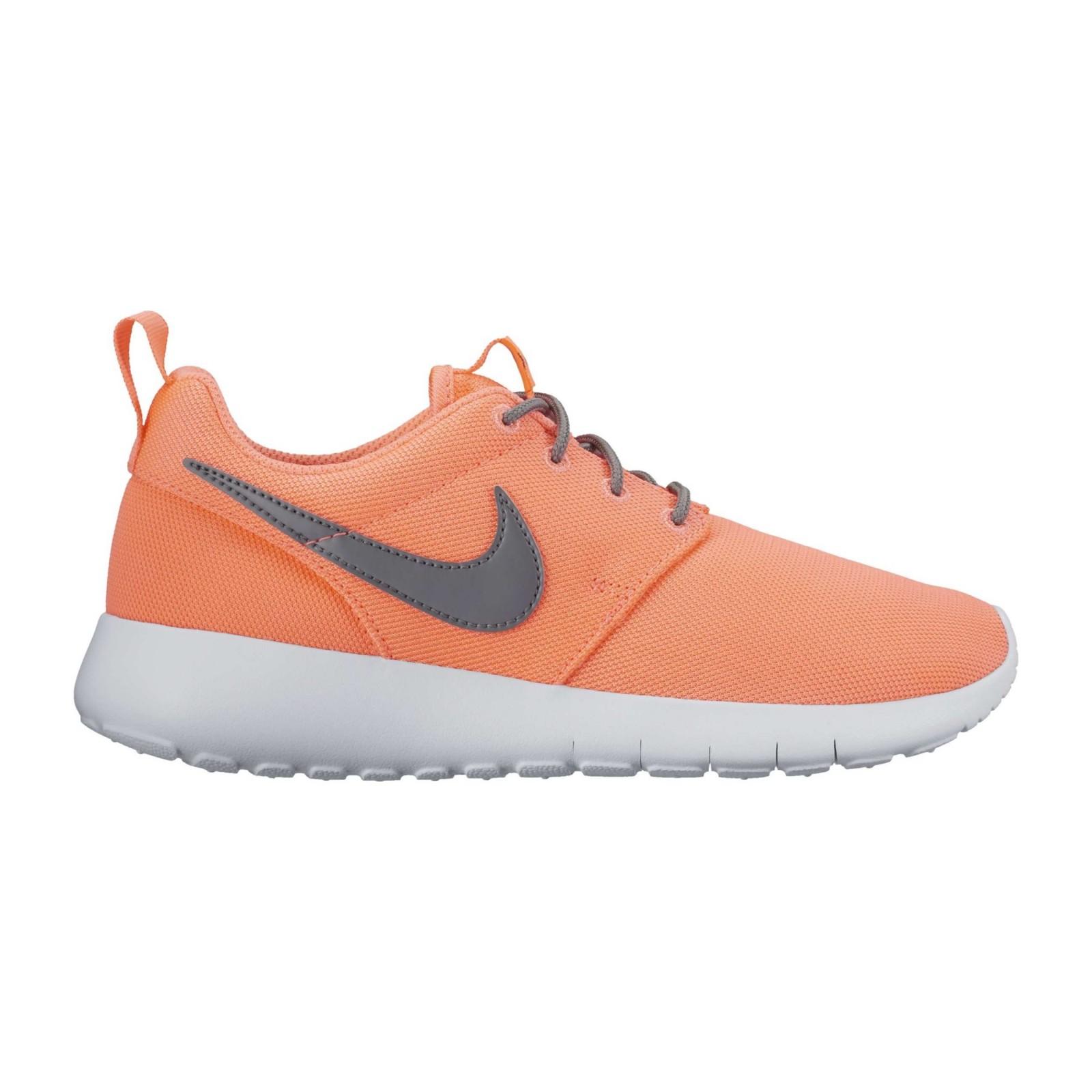 Dětské tenisky Nike ROSHE ONE (GS) LAVA GLOW COOL GREY-WHITE - Glami.cz 700244d6ec