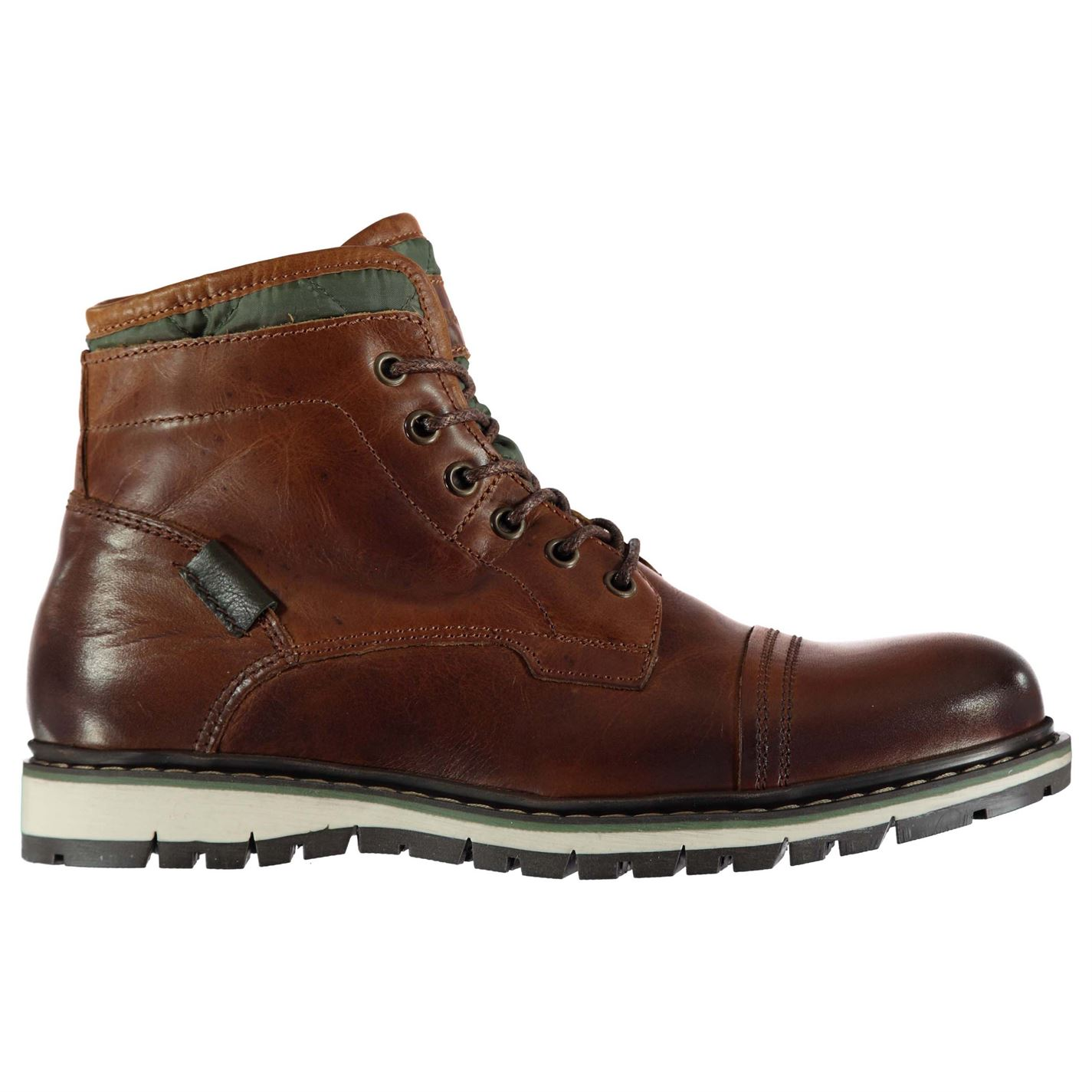 Firetrap Aubin Mess Boots Mens Camel - Glami.cz a0cc74353d