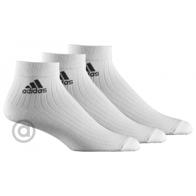 301ff1b8558 adidas Performance Ankle Rib T 3pp Unisex ponožky Z11436 - Glami.cz