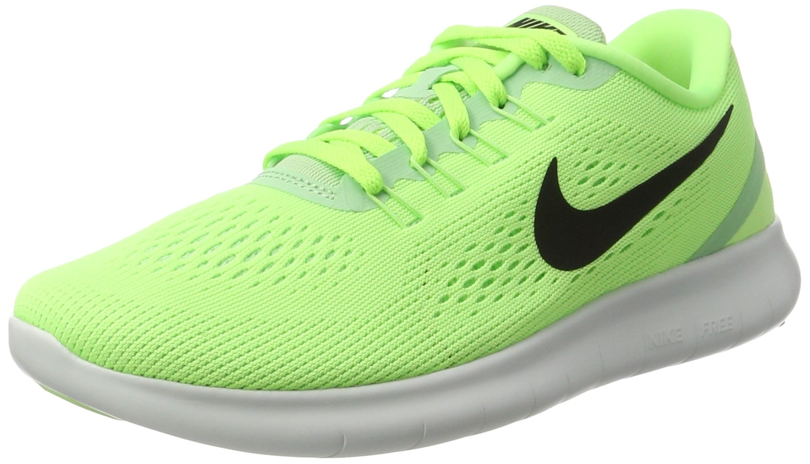 newest collection 051b1 62083 Nike WMNS Free RN, Chaussures de Running Femme, (Vert OmbreB