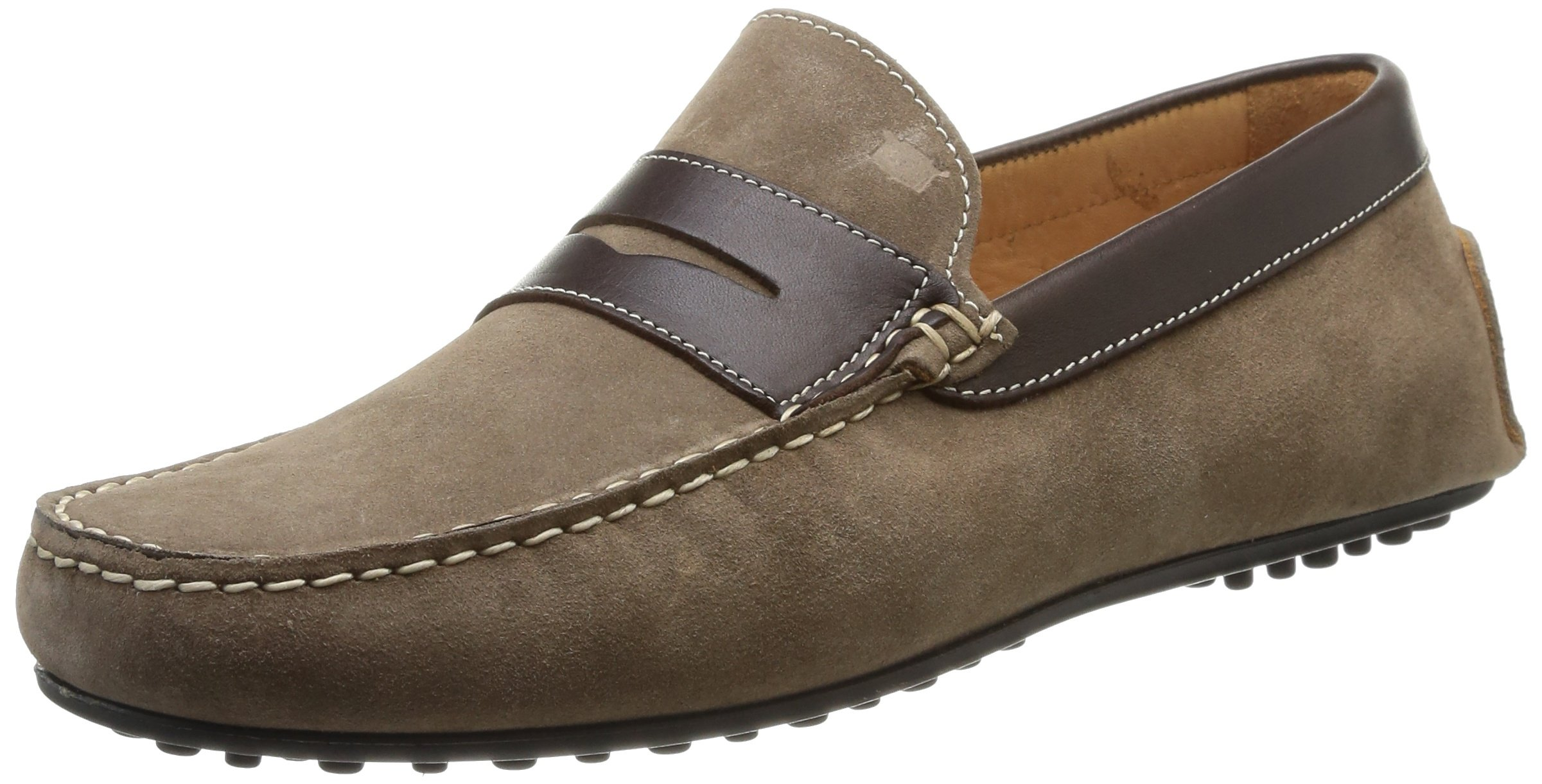 Comet, Mocassins homme, Marron (Dark Brown), 42EUFlorsheim