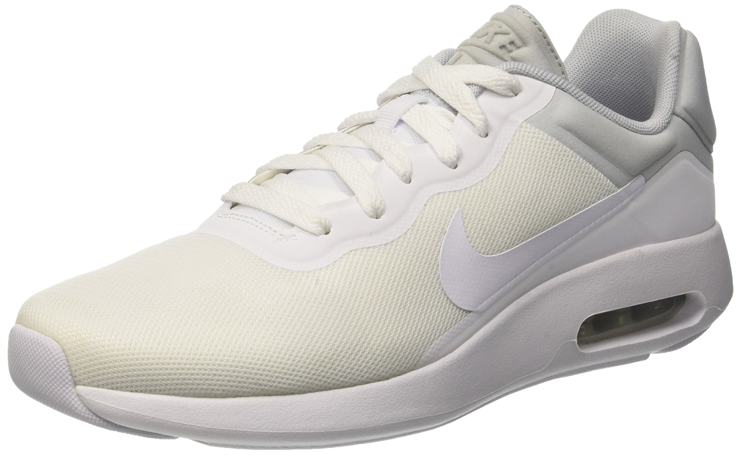new arrival 87e54 9747a ... greece nike air max modern essential baskets homme blanc cassé white  cool grey pure platinum 43