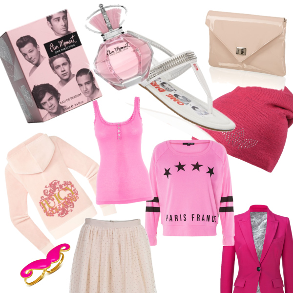 pink one direction