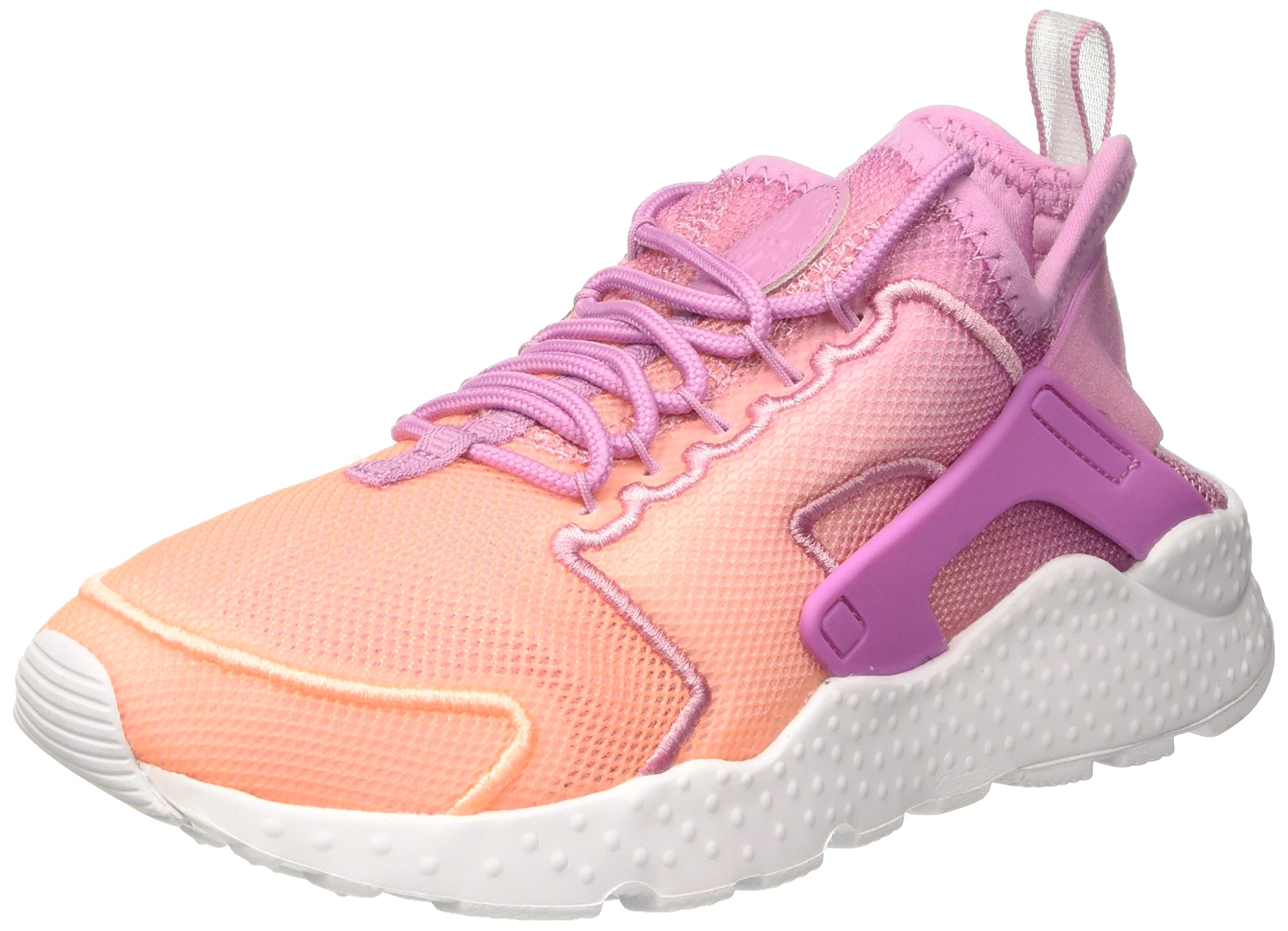 sale retailer 13235 20a72 Nike Damen WMNS Air Huarache Run Ultra Br Trainer Mehrfarbig OrchidSunset  GlowWhite, 39 EU