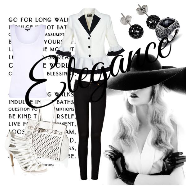 Black&white ELEGANCE ♥