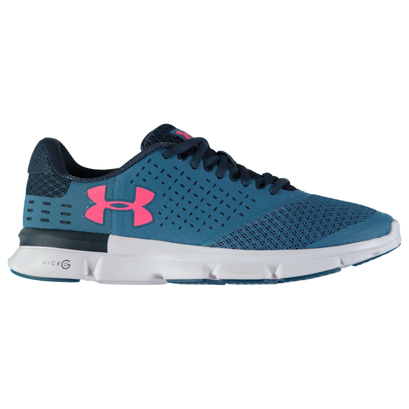 boty Under Armour Speed Swift 2 Ld74 Blue Pink - Glami.cz ceb354c930