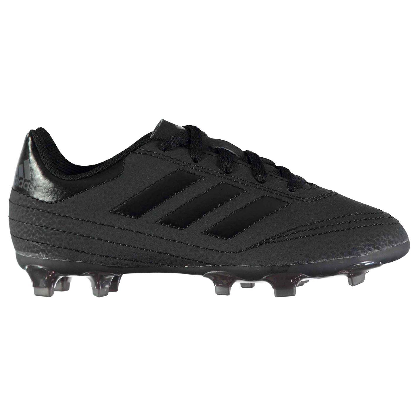 boty adidas Ezeiro TF dětské Astro Turf Black Black - Glami.cz b0b37e227f