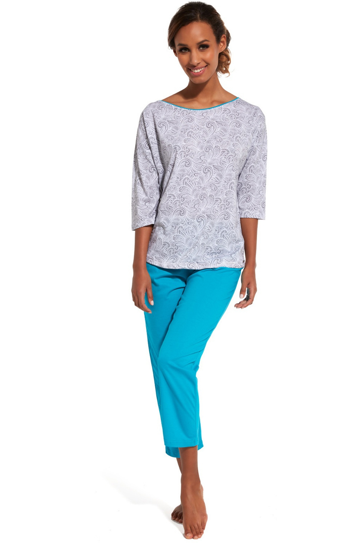CORNETTE Női pizsama 147 141 Cleo - Glami.hu f0e9f46d42