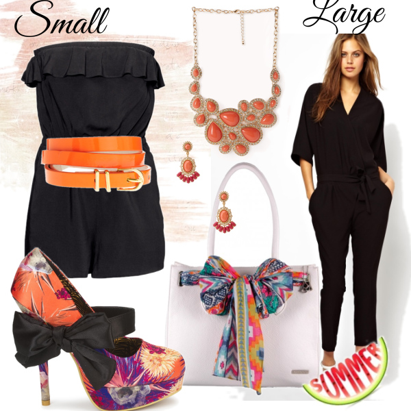 Overal - Small versus Large