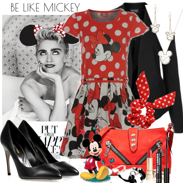 BE LIKE Mickey Mouse