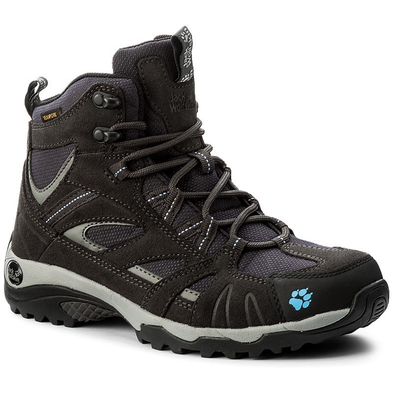 Trekingová obuv JACK WOLFSKIN - Vojo Hike Mid Texapore Women 4011371 ... 801af7e5d3b