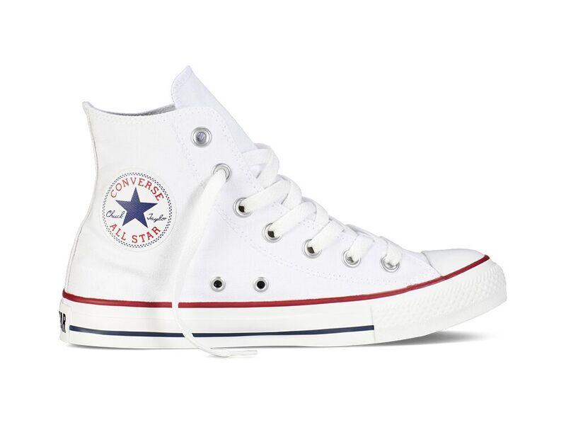 Biele Converse Chuck Taylor All Star Hi. Biele Converse Chuck Taylor All  Star Hi  Biele Converse Chuck Taylor All Star Hi bd83967f8f8