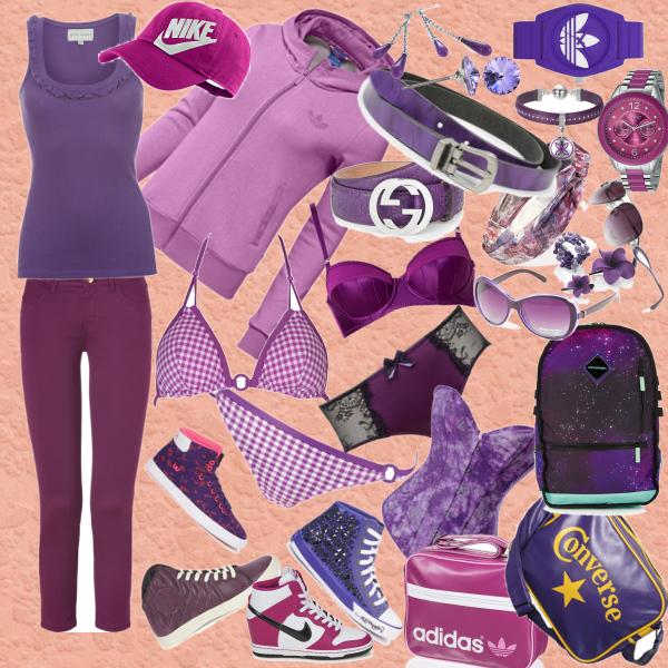 Krásná fialová :)