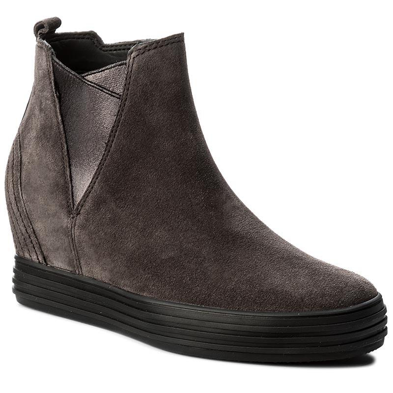 Členková obuv GABOR - 72.671.39 Dark Grey - Glami.sk 807427b4482