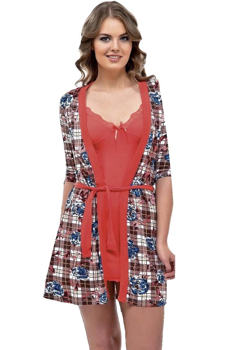 Nebula Fashion Női fürdőköpeny és háló ing Michaela - Glami.hu d47e368c1e