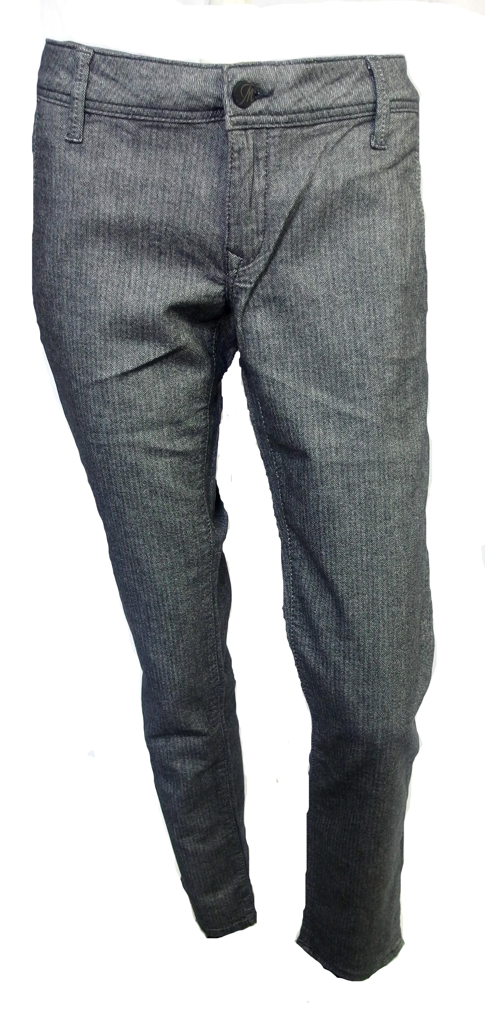 Dámské kalhoty šedé Mavi Jeans - Glami.cz e835d11d71