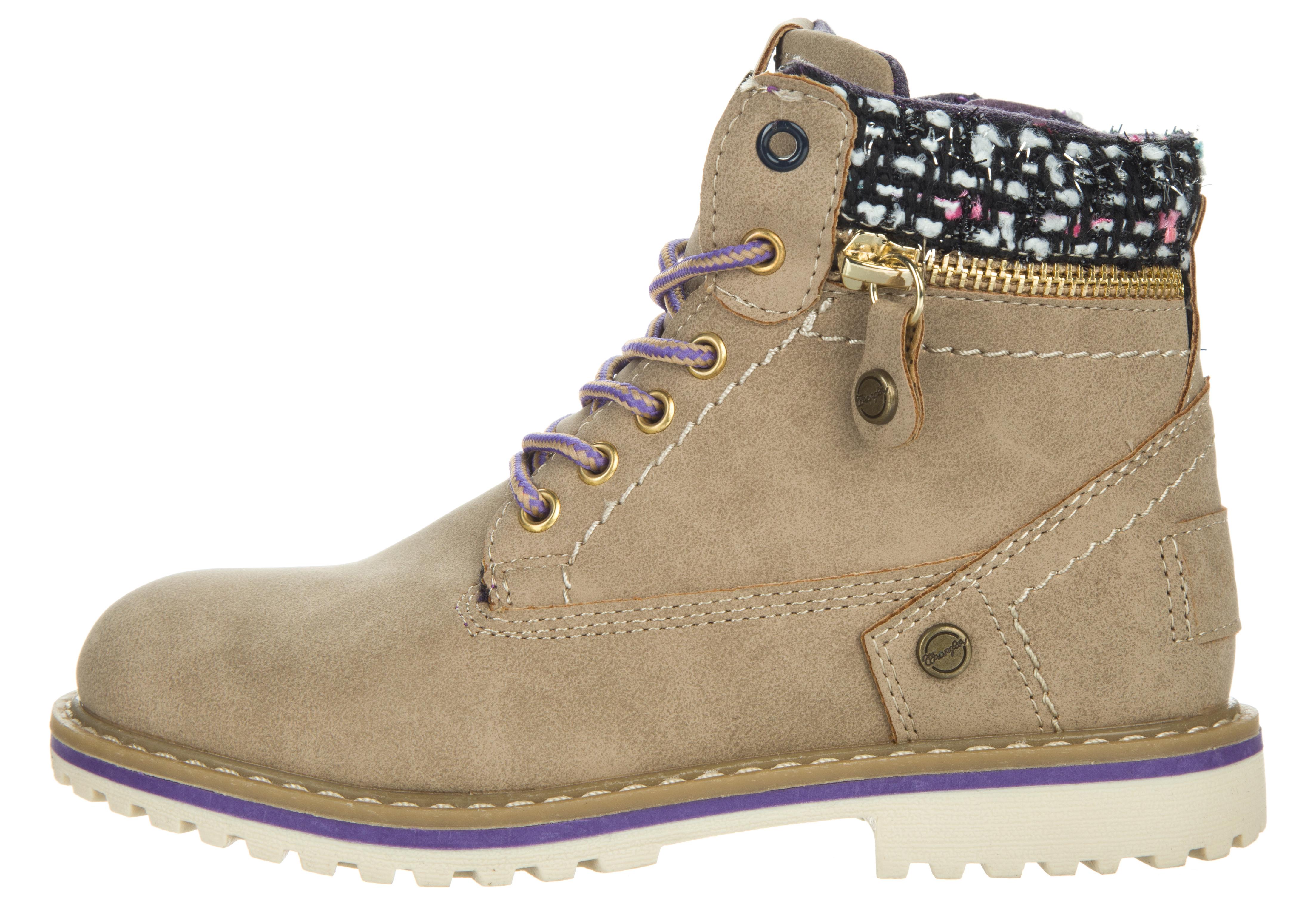 ... Wrangler Creek Zip Kotníková obuv dětská Béžová. -10% -24% bc44171c06