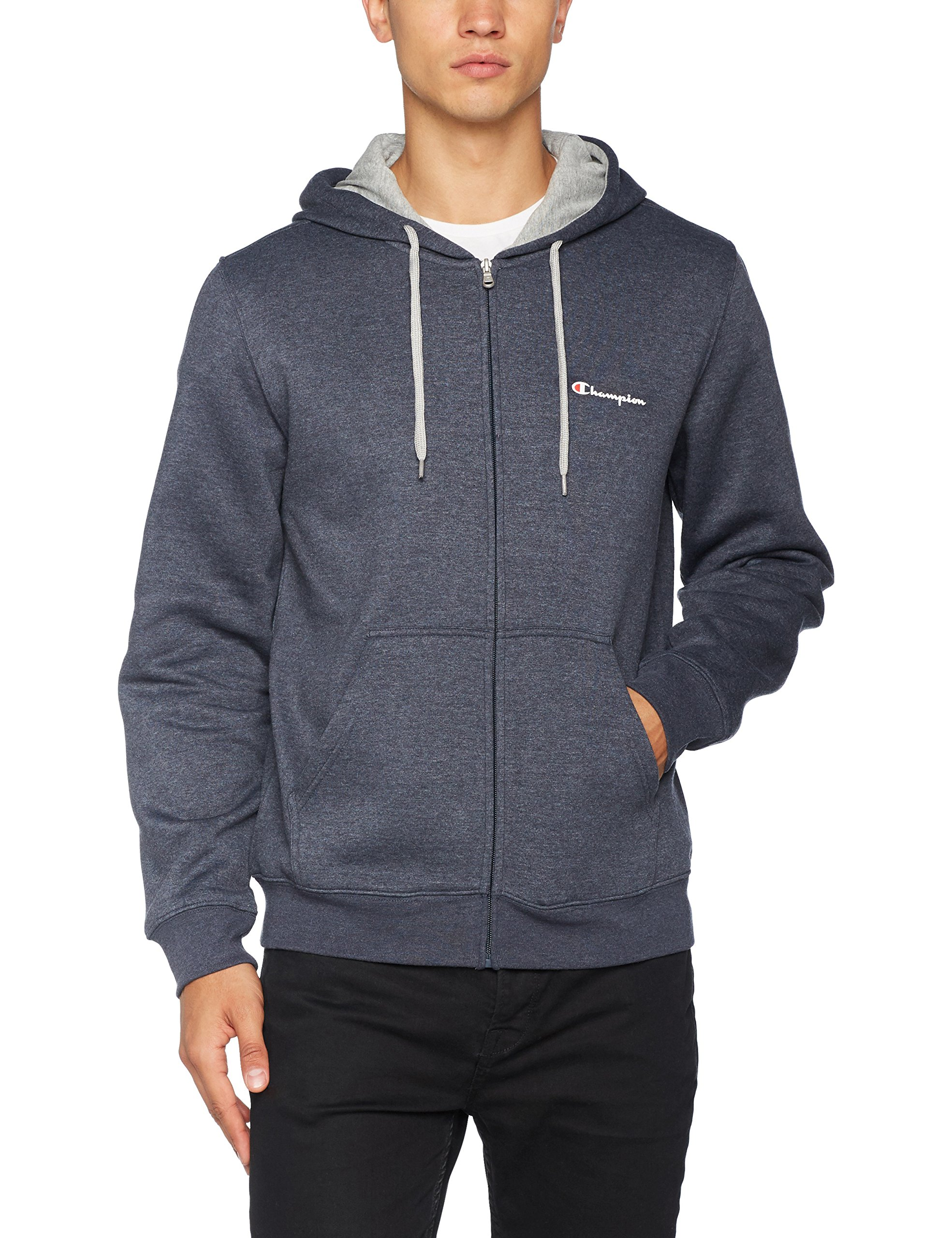 contemporary Graphics Champion Xl Fabricant Bleu À large X taille Hooded Zip Sweat znny Full Homme Capuche Sweatshirt shirt aqtxCTIw