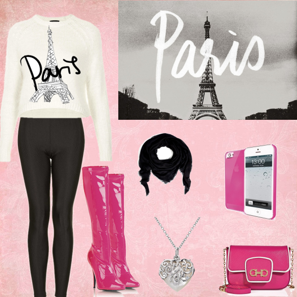 Něco pro ty Holky :) PARIS