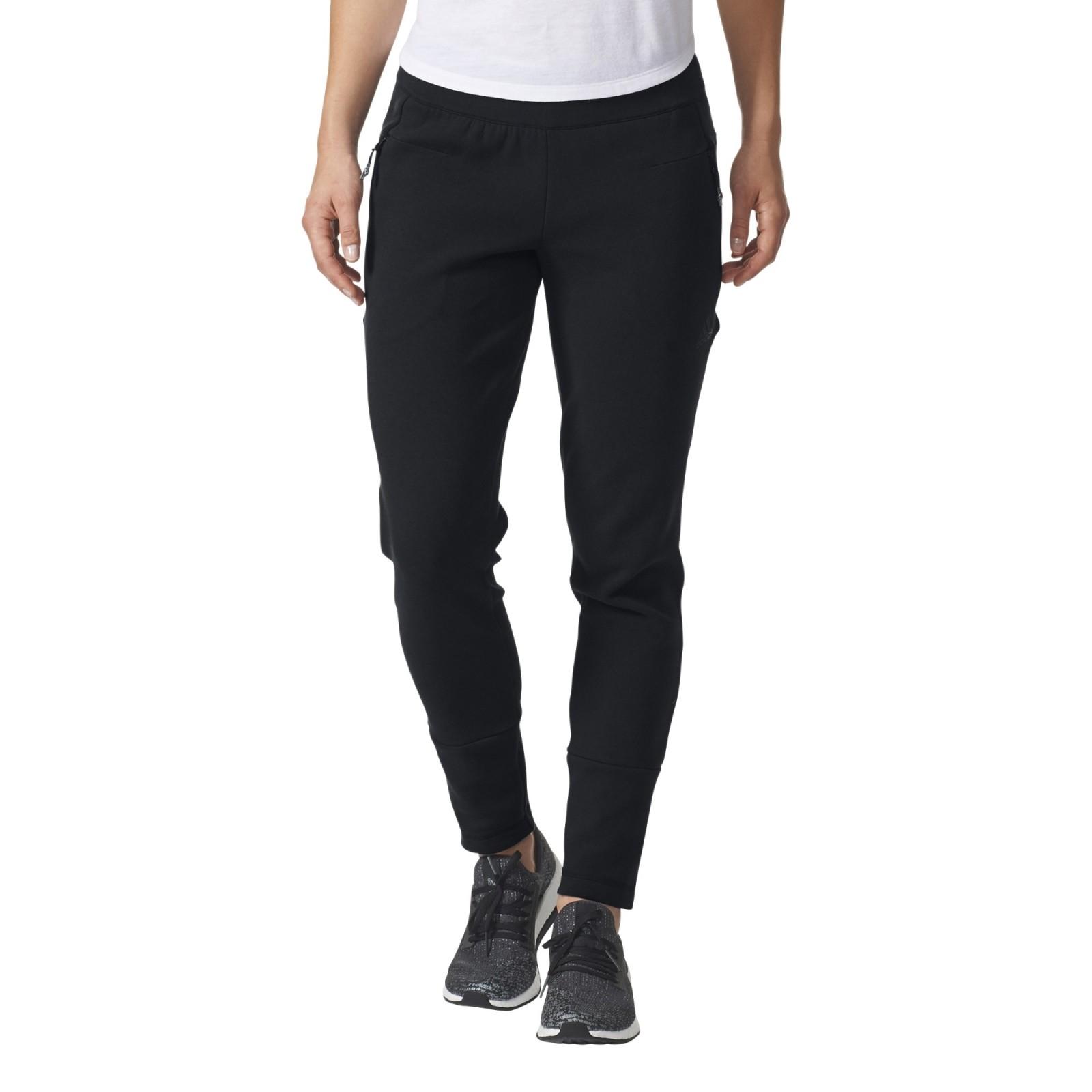 Dámské tepláky adidas Performance ZNE SLIM PANT BLACK. Dámské tepláky  adidas Performance ZNE SLIM PANT BLACK. Dámské tepláky adidas ... 2325c661462