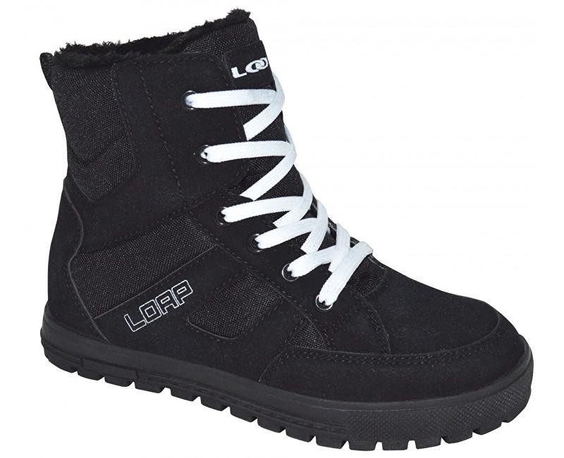 LOAP Dámské zimní boty Veona Black Bl De Blanc SBL1630-V11A - Glami.cz 7eae8b163d