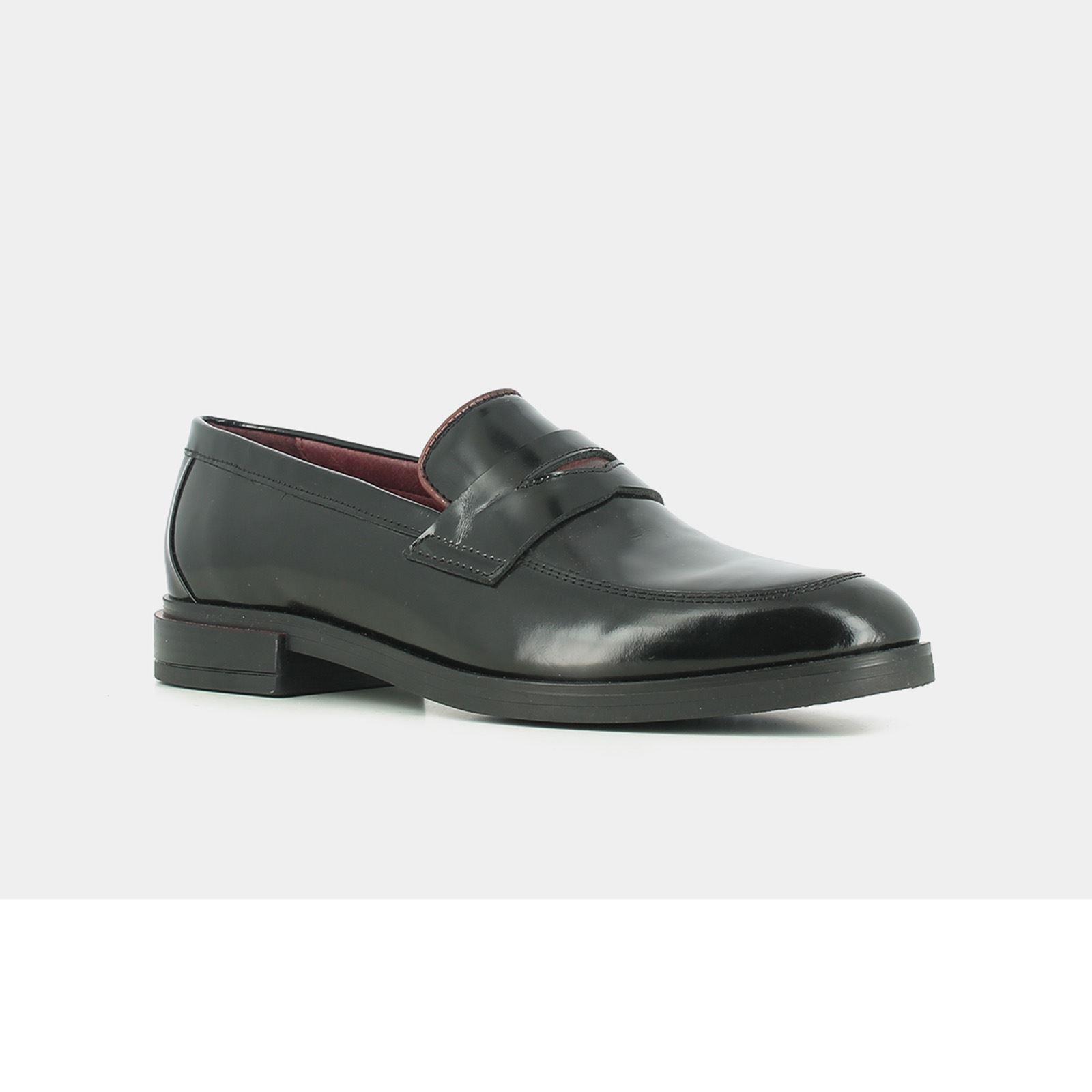 BD0703, Mocassins (Loafers) Femme - Multicolore (Blanc/Noir), 41Barracuda