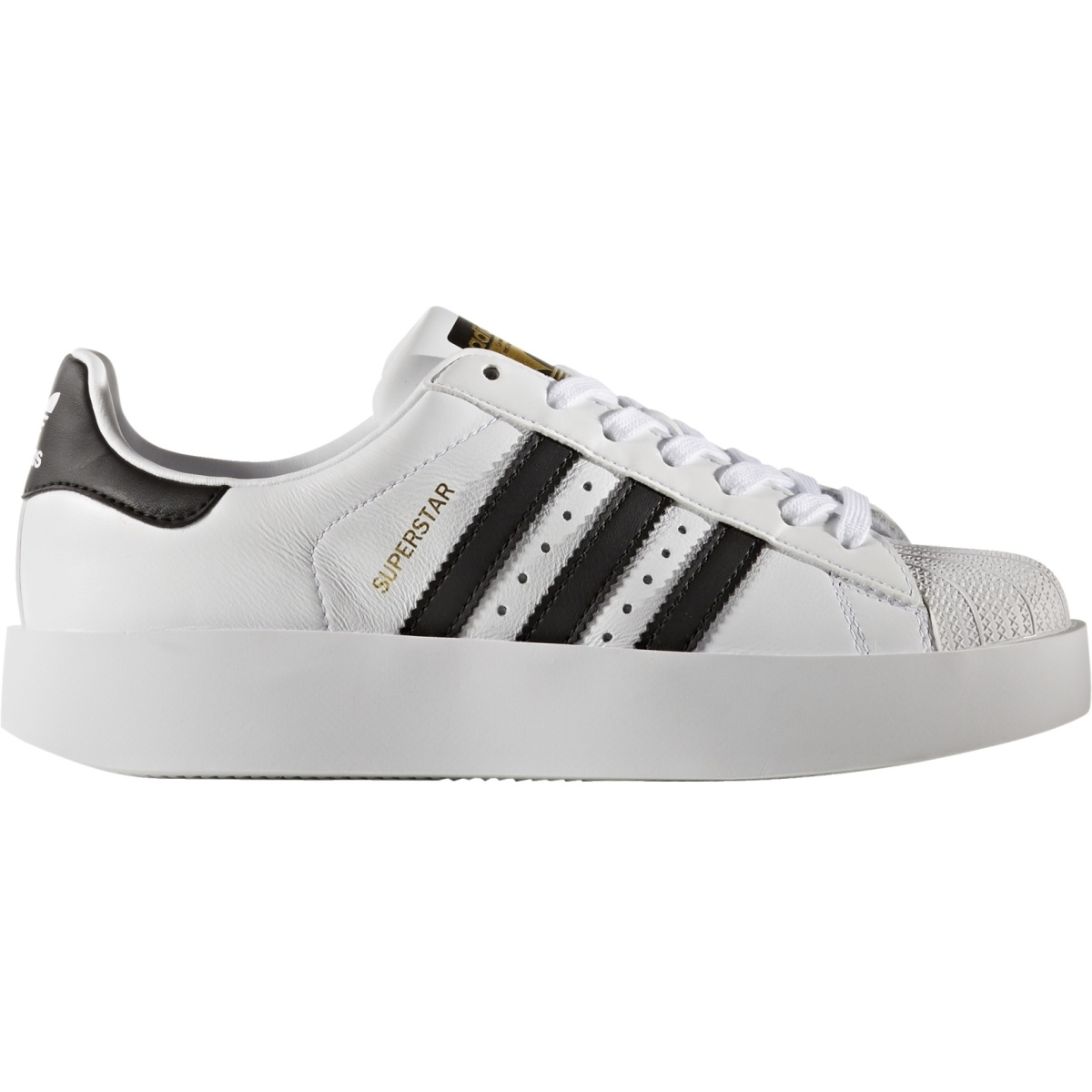 564d89abfe9d1 adidas Superstar Bold W biela 36,5 - Glami.sk