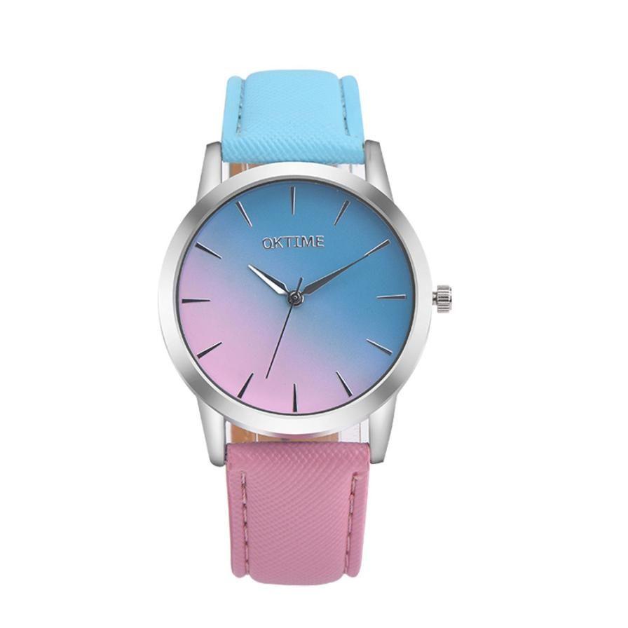 Shim Watch Oktime Dámské hodinky Tyrkys - Glami.cz 39c9b8fcab