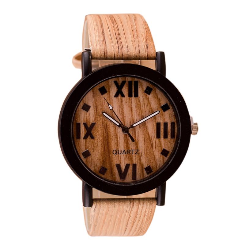 e930649b73e Shim Watch Dámské hodinky wood efect - Glami.cz