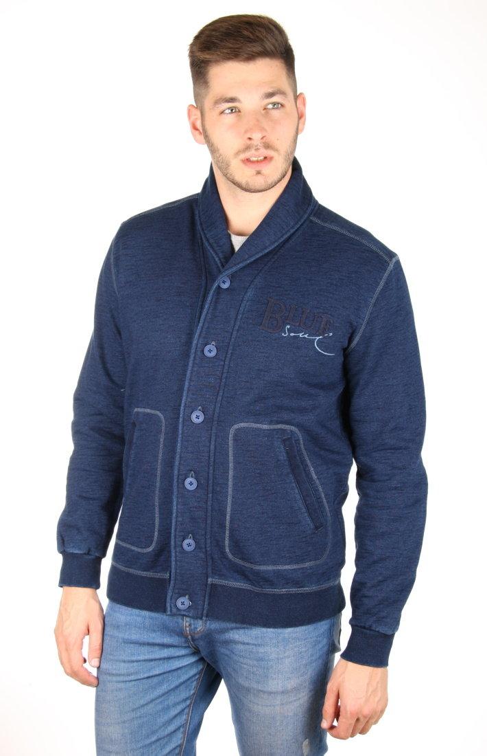 Pepe Jeans pánská modrá mikina Barham - Glami.sk e79f92cc71