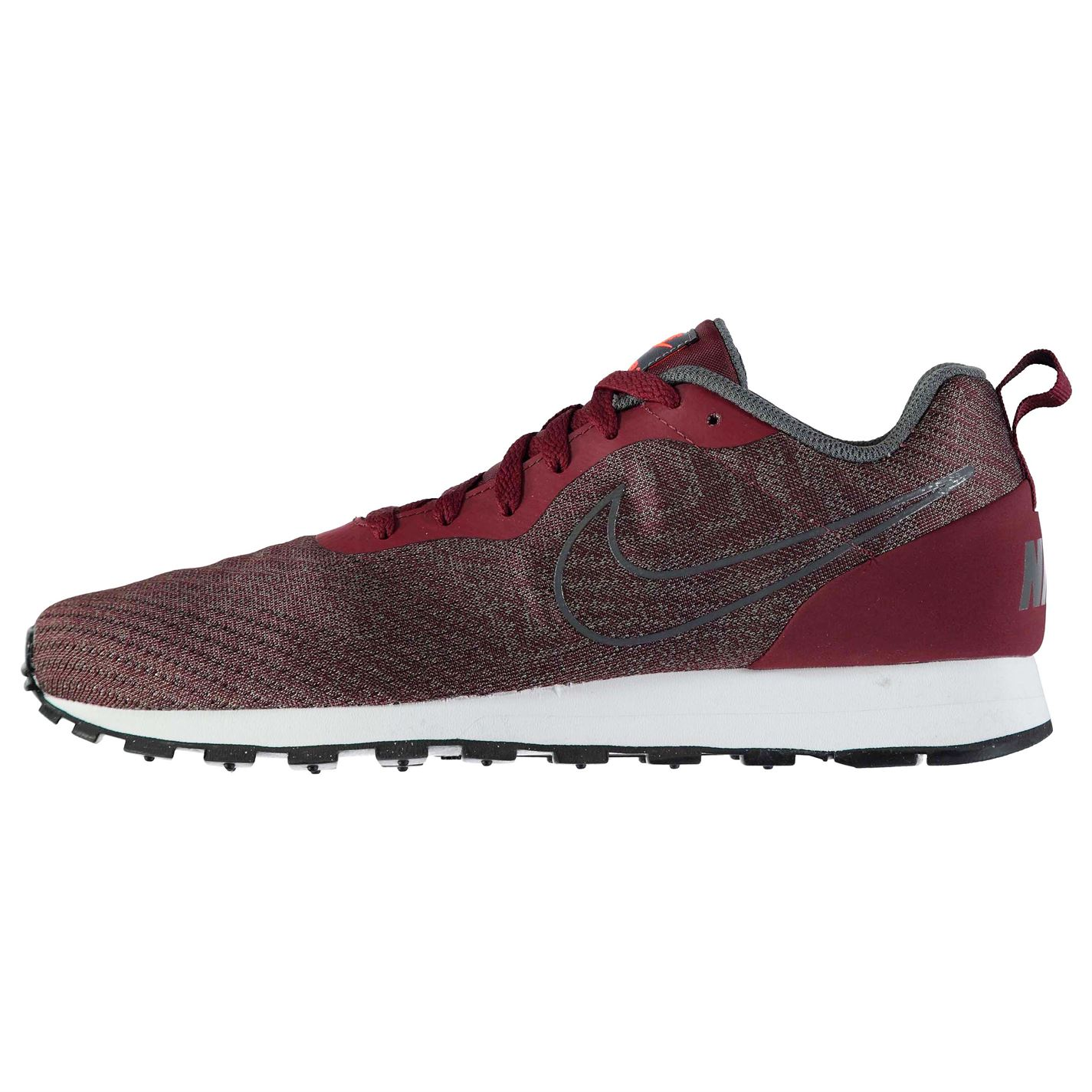 Nike MD Runner 2 Mens Trainers Red Red - Glami.cz 78c45577f6